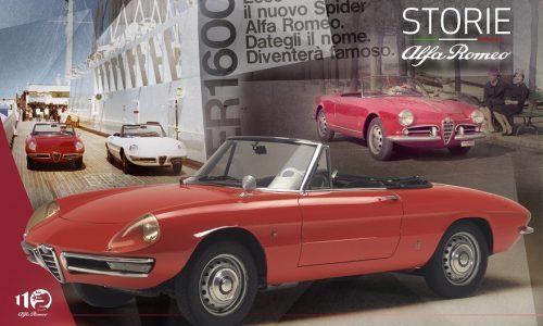 """La sesta di """"Storie Alfa Romeo"""" ci racconta l'epopea del Duetto ad Hollywood."""