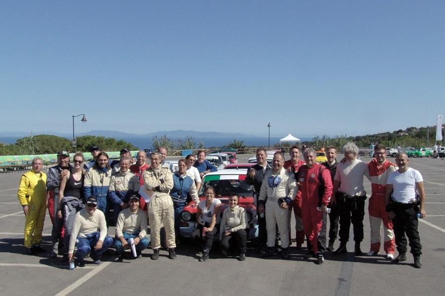 Trofeo A112 Abarth Yokohama: si spera nella seconda parte della stagione.