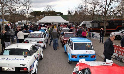 Il Campionato Italiano Rally Autostoriche va verso una ripartenza.