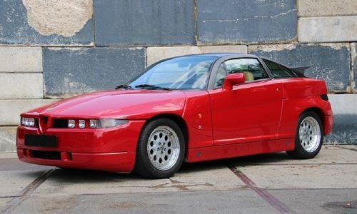 Catawiki, aste speciali per celebrare 110 anni Alfa Romeo