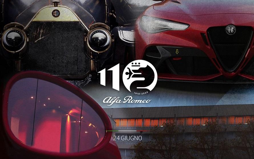 Appuntamento con la storia: 110 anni di Alfa Romeo!