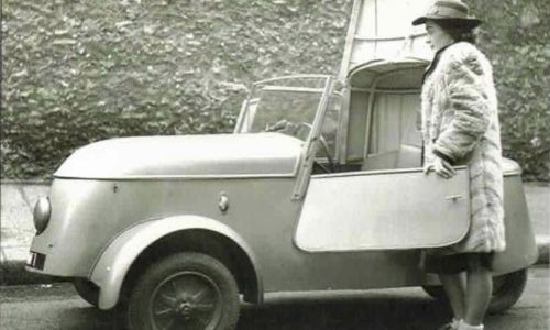 Peugeot, ottant'anni fa la prima elettrica.