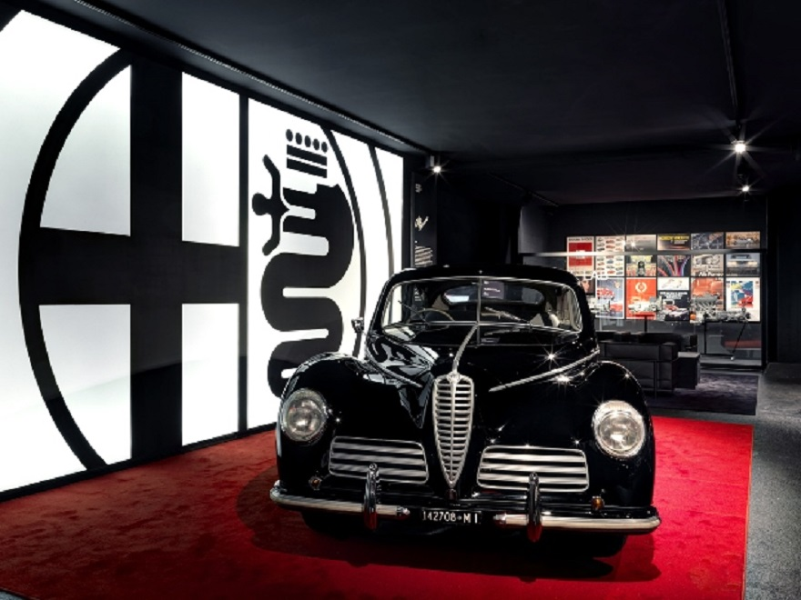 Il CMAE ospite al Museo Fratelli Cozzi per i 110 anni di Alfa Romeo