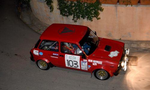 Il Trofeo A112 Abarth Yokohama riparte a luglio da Arezzo.