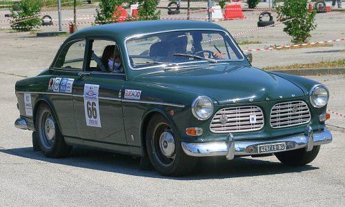Alla Volvo Amazon di Fabbri e Cipriani la 12^ Regolarità dei Colli Isolani.