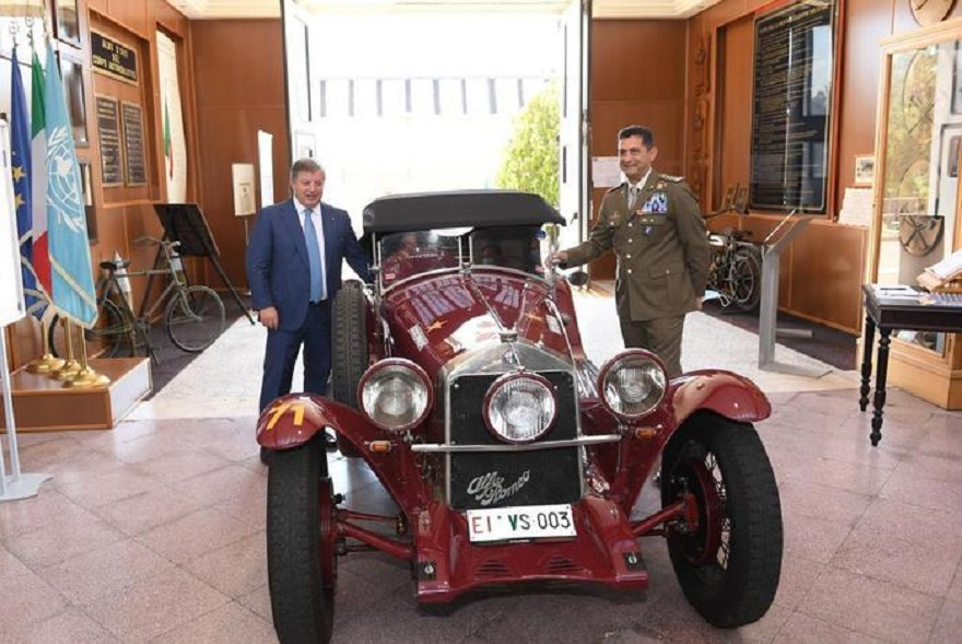 Aci, accordo con Esercito per Museo Storico Militare.
