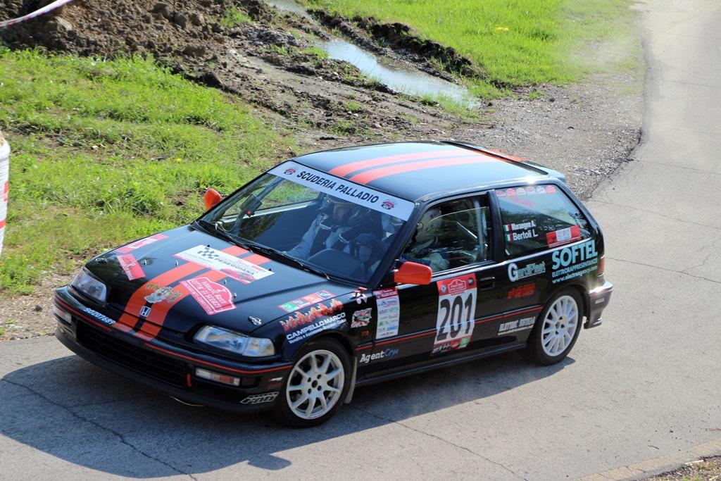 Trofeo Rally ACI Vicenza: è l'ora di Scorzè    .