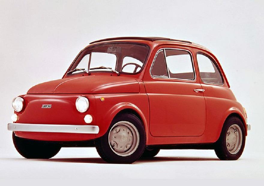 Pirelli Collezione lancia Cinturato CN54 per Fiat 500 d'epoca.