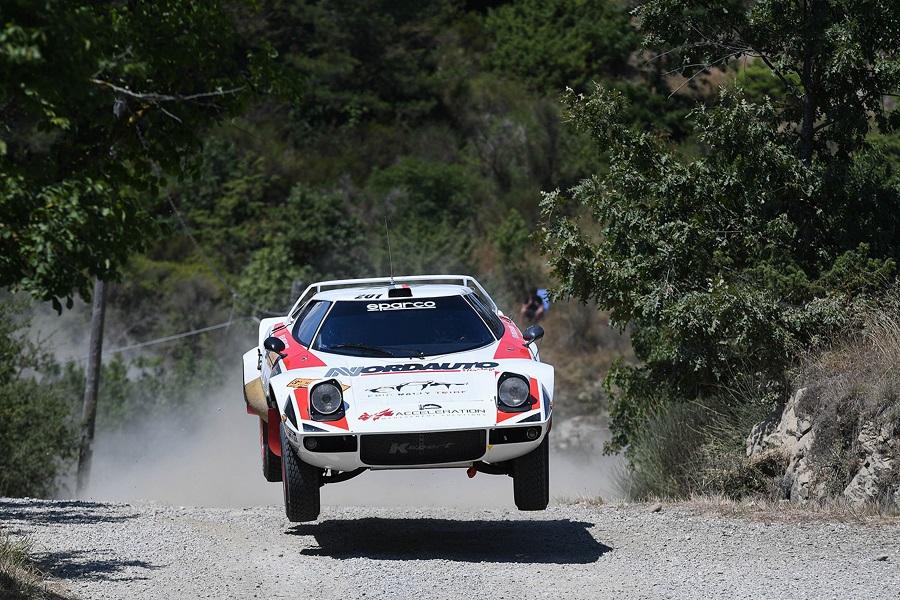 Tutto pronto per il 5° Historic San Marino Rally.