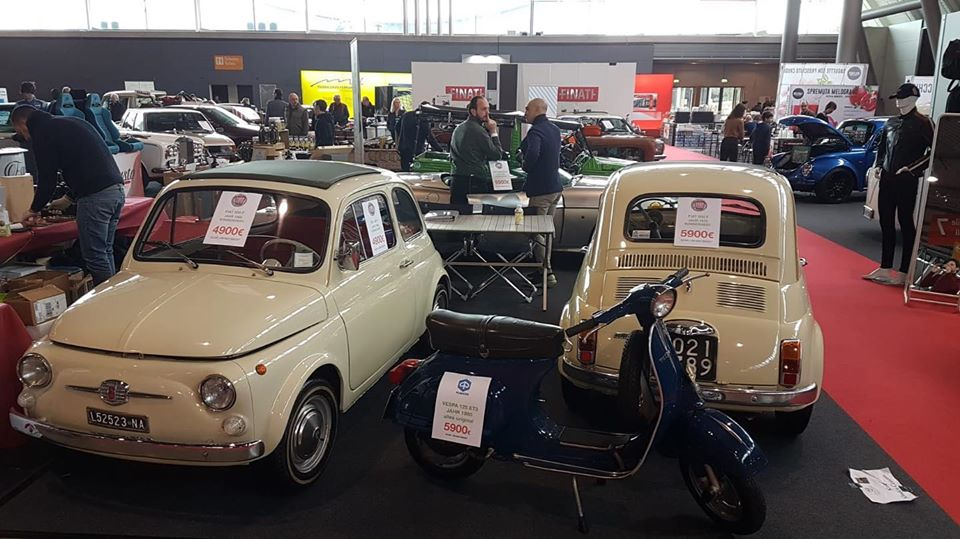 Torna a settembre Modena Motor Gallery dopo il lockdown, in totale sicurezza.