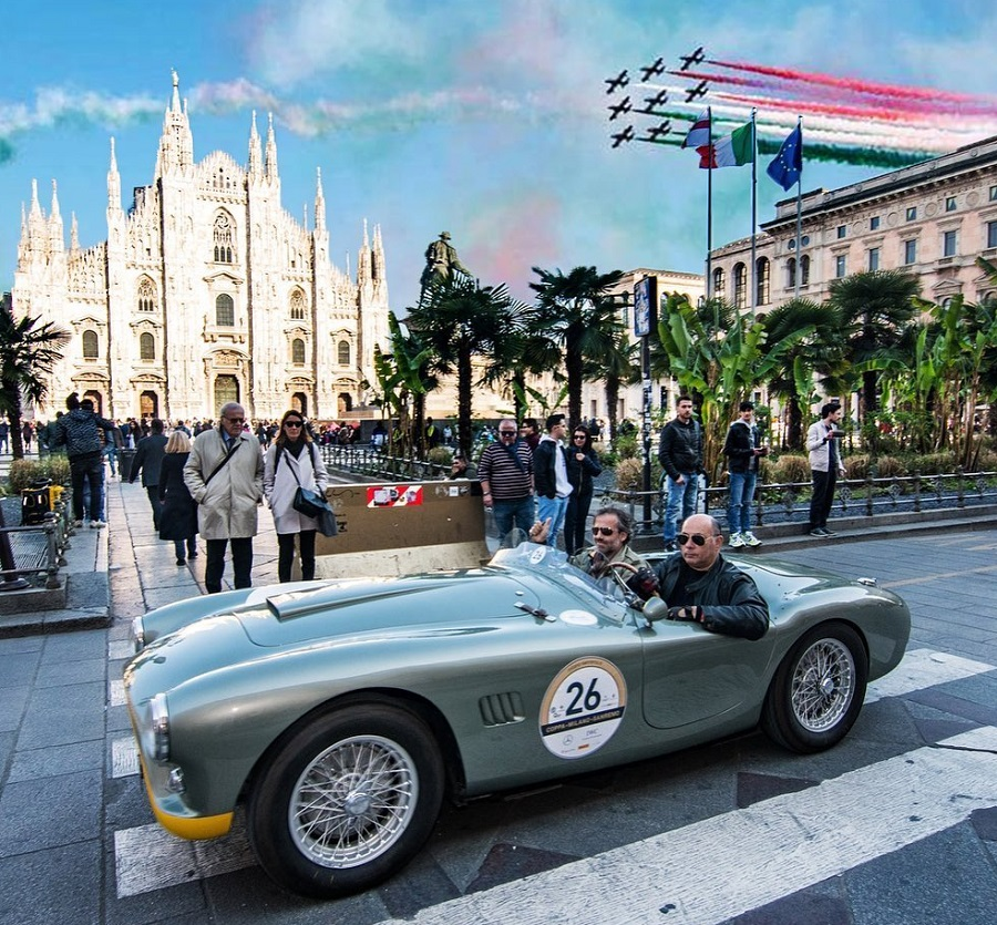 Si avvicina la Coppa Milano-Sanremo 2021.
