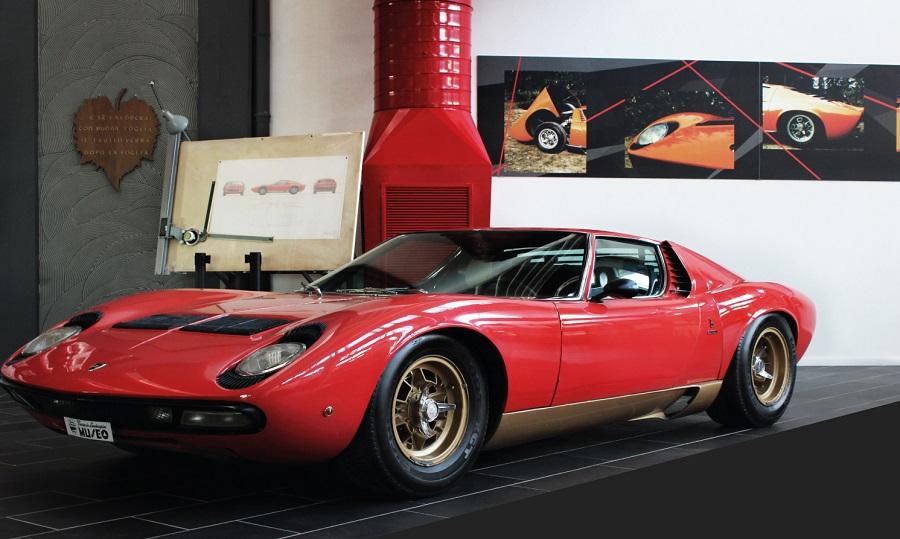 Riapre il Museo Ferruccio Lamborghini.