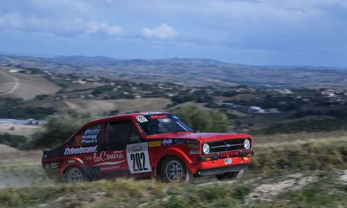 """27° Rally Adriatico-Marche: le """"storiche"""" a Pelliccioni, il Cross Country a Mengozzi."""