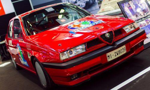 A Milano AutoClassica il CMAE celebra Alfa Romeo in coppia con il Museo Fratelli Cozzi.
