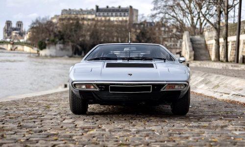 Lamborghini festeggia il 50/mo anniversario della Urraco.