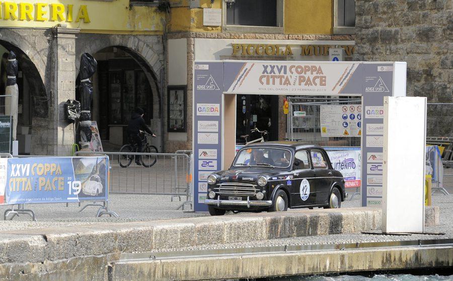 Il 21 novembre la 27ª «Coppa Città della Pace» l'ultima tappa del Cireas.