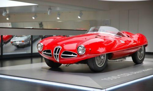 Quella volta che Alfa Romeo ha costruito un disco volante.