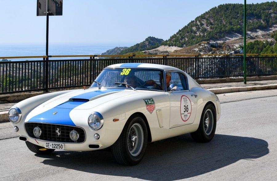 Lo spettacolo della Targa Florio Classica dal 15 al 18 ottobre.