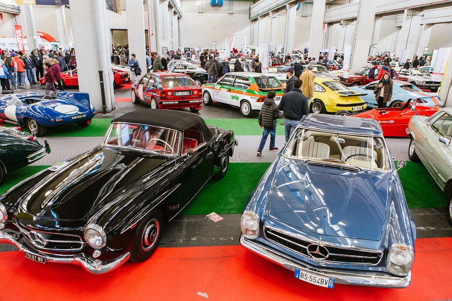 Automotoretrò, festa motori slitta a primavera 2021.