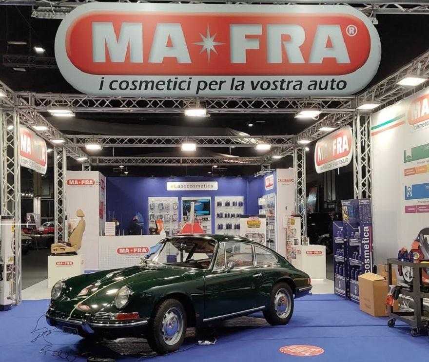 I nuovi prodotti antivirus di MaFra per la nostra auto d'epoca.