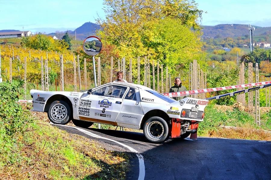 Revival Rally Club Valpantena: il lavoro prosegue anche dopo il DPCM del 3 novembre.