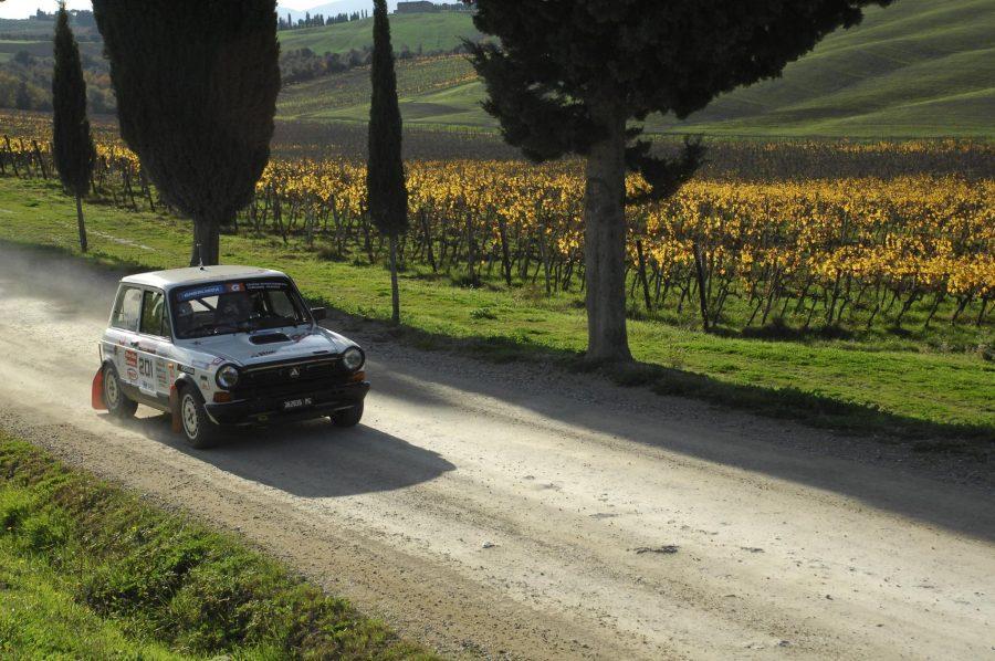 Tuscan Rewind 2020: numeri a tre cifre, nomi importanti e precisazioni dell'organizzazione.