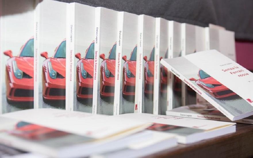 Libro: Senza la Ferrari Rossa.