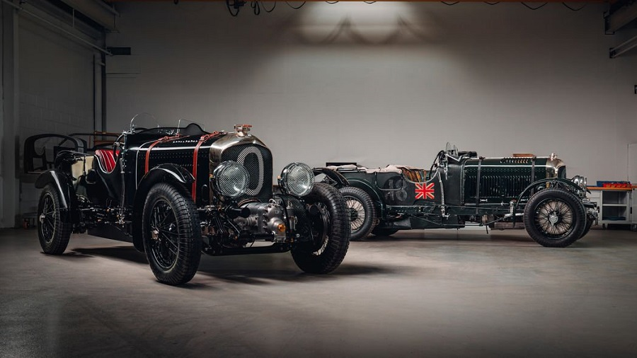 Verranno prodotte delle nuove Bentley Blower dopo 90 anni.
