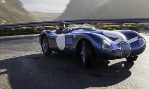 Jaguar C-Type, torna in scena grazie a Ecurie Ecosse.