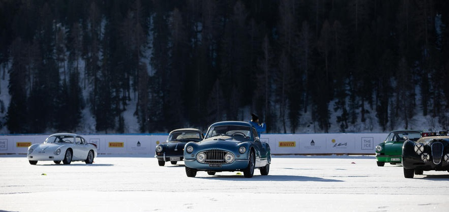 The I.C.E. St. Moritz, evento rimandato all'inverno 2022.