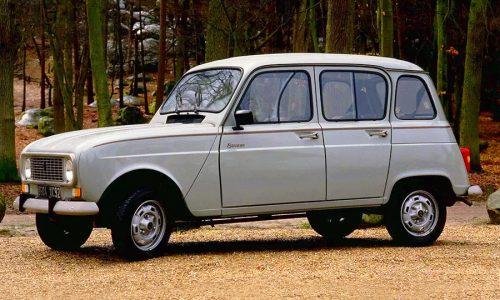 Renault R4 compie 60 anni, lungo programma festeggiamenti.