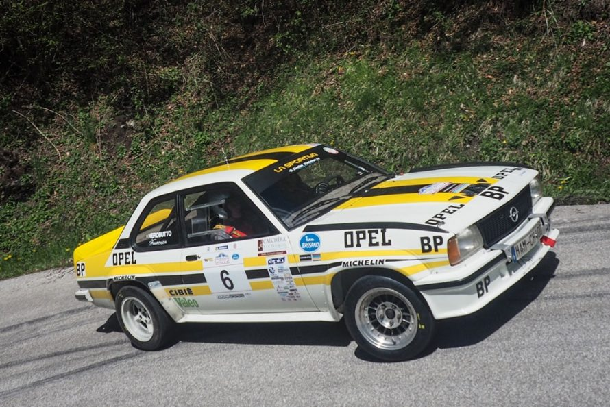 Rinviato a data da destinarsi il 10° Valsugana Historic Rally.