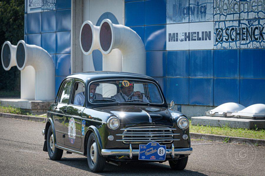 Aperte le iscrizioni del Gran Premio Nuvolari.