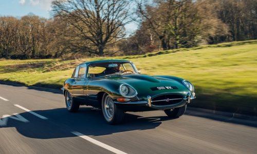 Jaguar E-Type 60 Collection per celebrare 60 anni dell'icona.