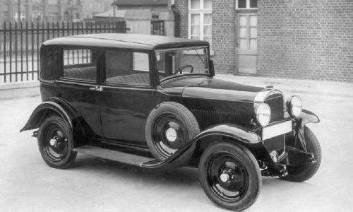 Opel 1.8 Liter, 90 anni della berlina del rilancio.
