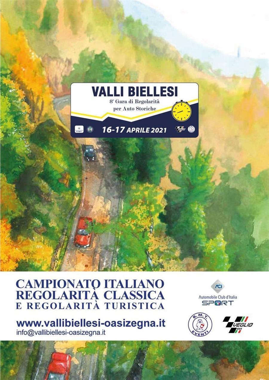 Iscrizioni in corso per il Valli Biellesi Oasi Zegna 2021.