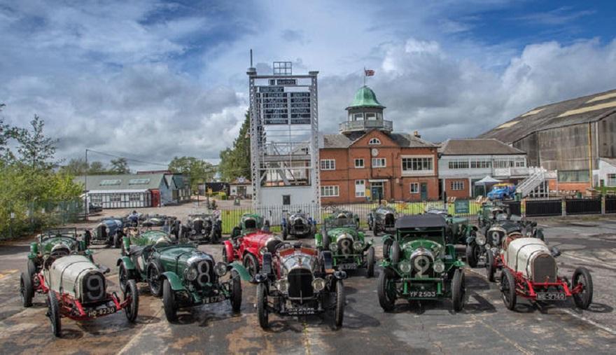 Bentley, 100 anni fa la prima vittoria in gara.