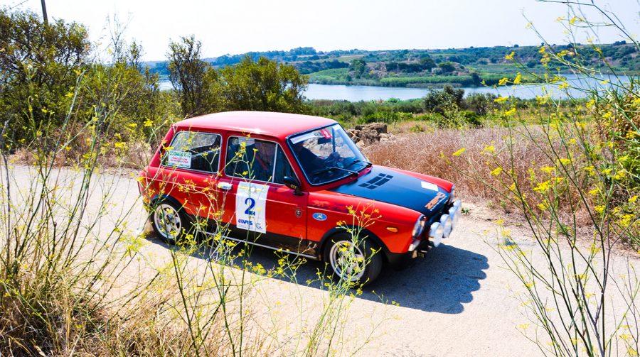 """Il Trofeo Italiano Auto Storiche in Sicilia per la Coppa """"Automobile Club Trapani – Costa Gaia""""."""