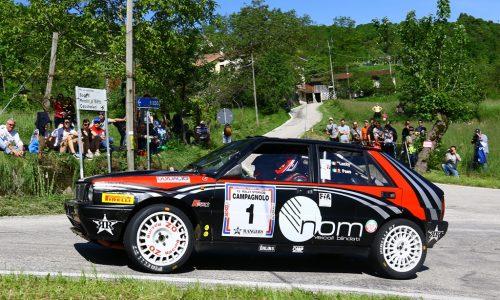 Boom d'iscrizioni al 16° Rally Campagnolo.