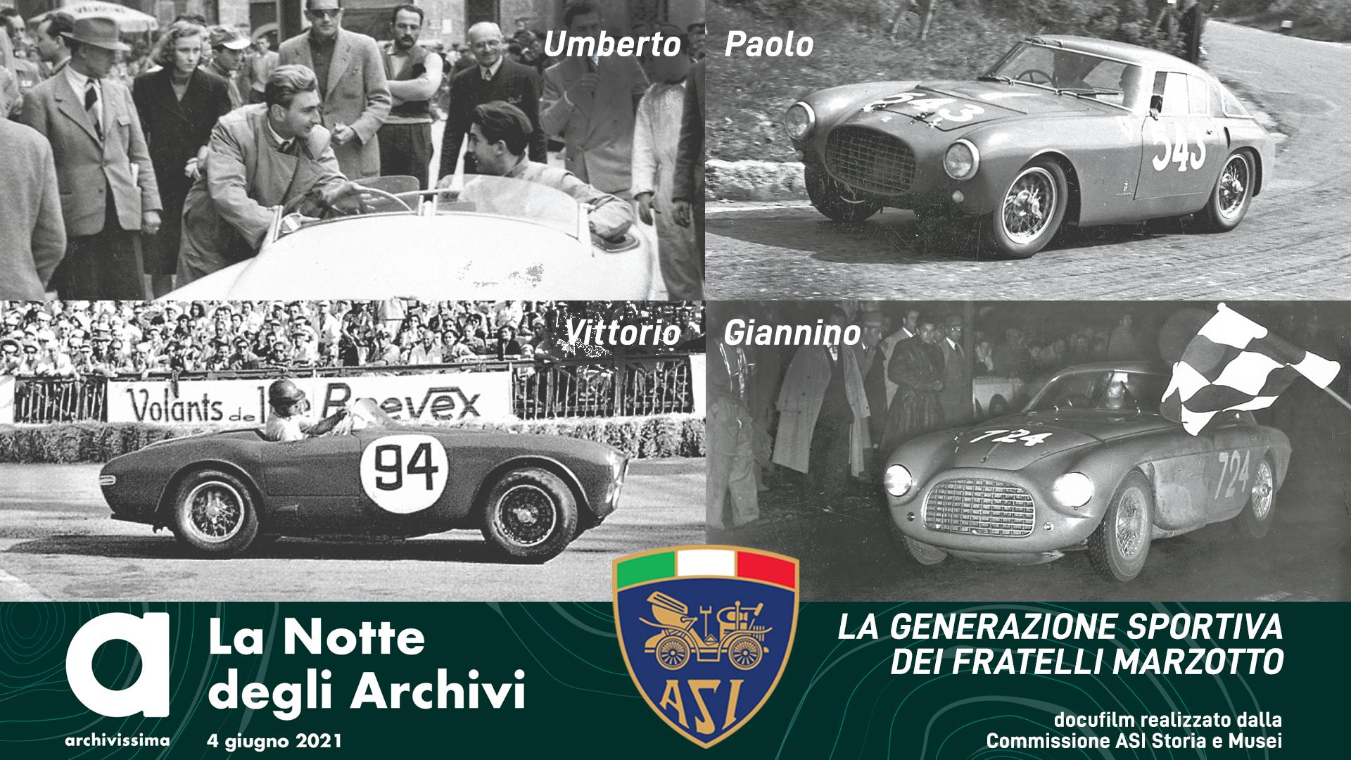 ASI partecipa ad Archivissima 2021.