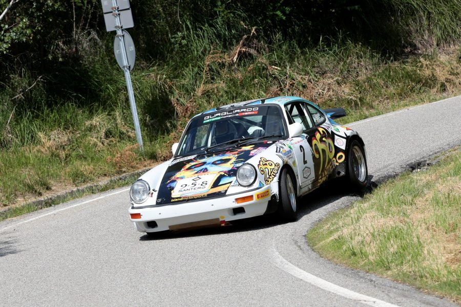 Sono 185 gli iscritti al 10° Rally Lana Storico.