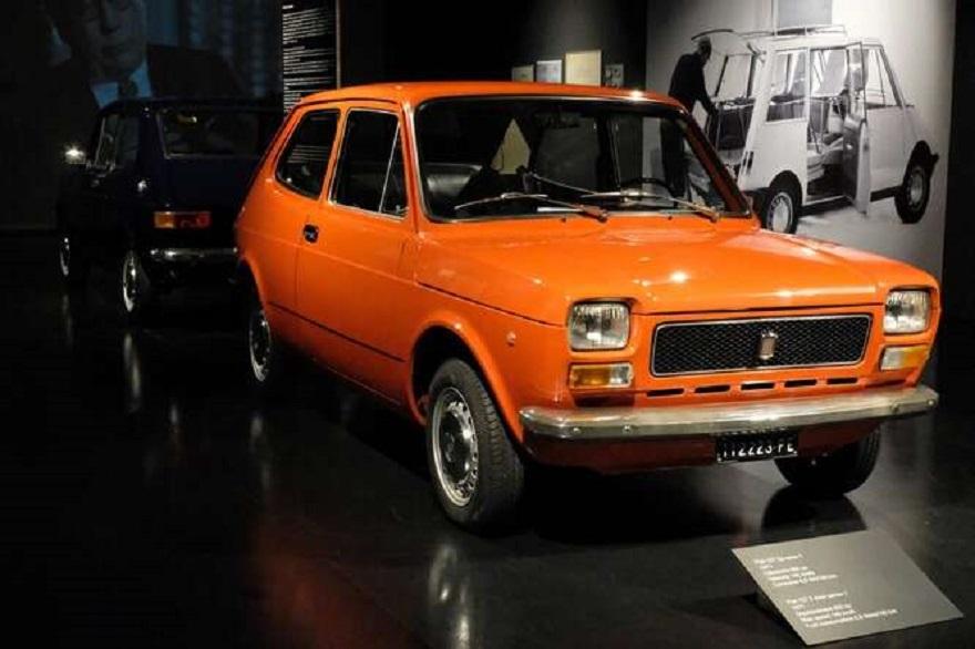 La Fiat 127 compie 50 anni, mostra al Mauto racconta storia.