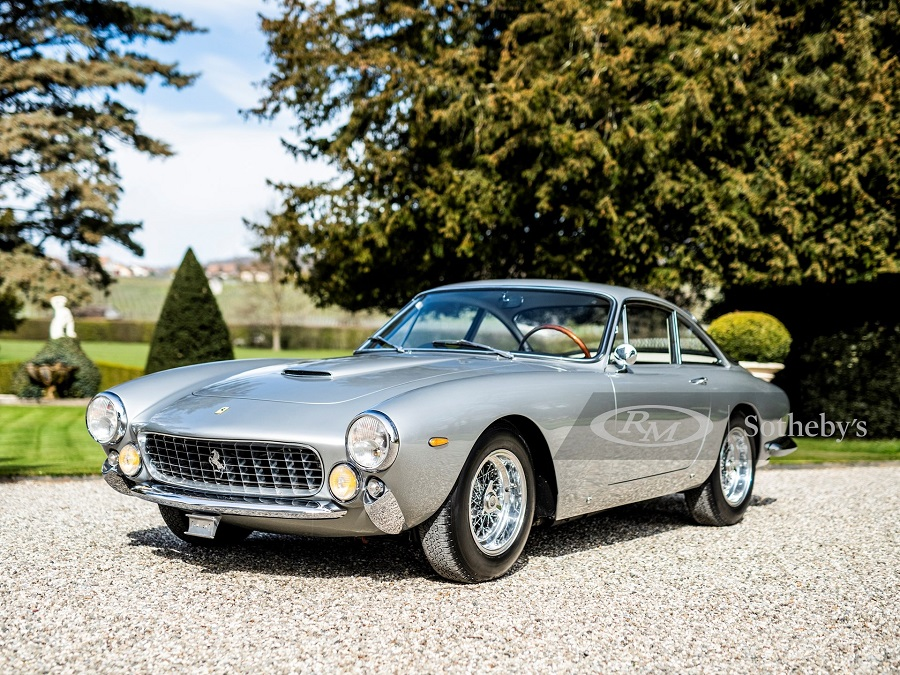 Una rara Ferrari 250 GTL Scaglietti all'asta!