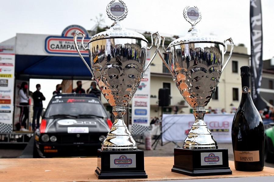 La Delta Integrale di Lucky-Pons sbanca il al 16° Rally Campagnolo.