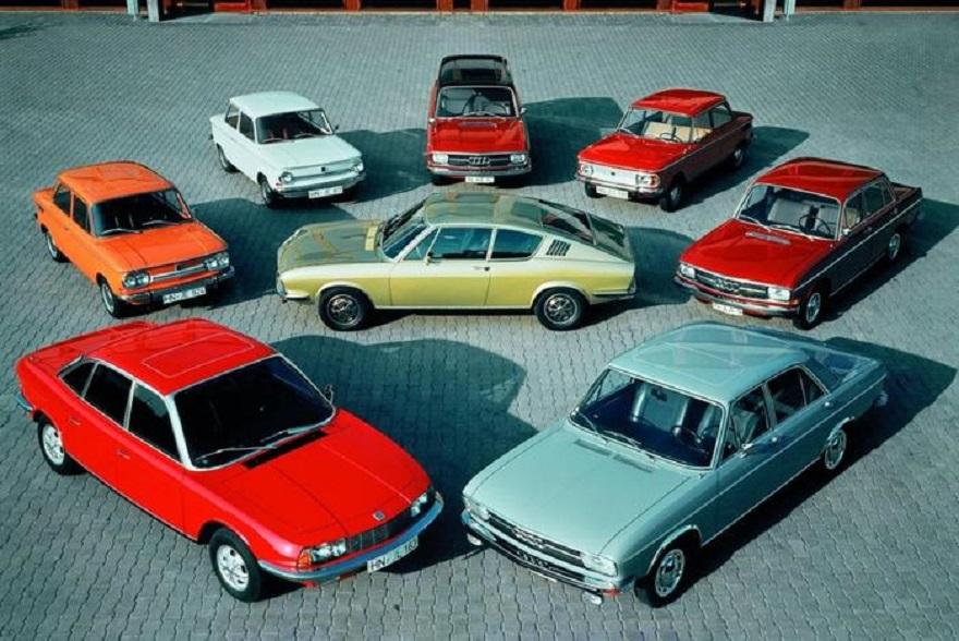 Audi: 'All'avanguardia della tecnica' per 50 anni.