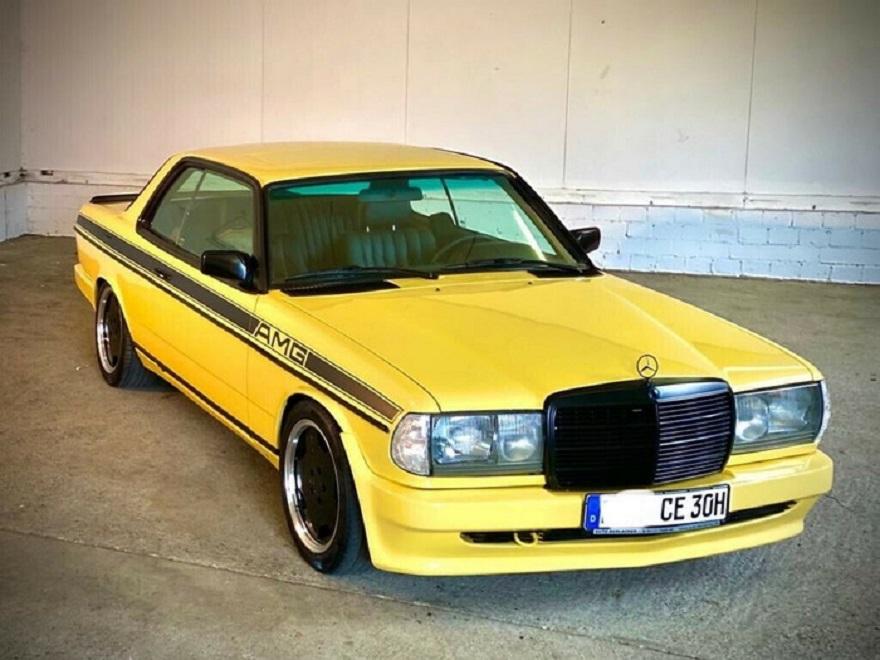 Mercedes: W123 280CE, la 'corsaiola' che non ci si aspetta!