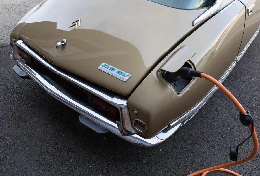 Citroën: per DS una versione elettrica firmata Electrogenic.