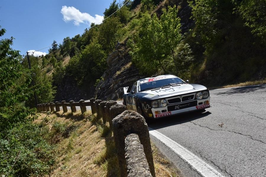 Historic Rally delle Vallate Aretine: cresce l'attesa per l'appuntamento tricolore.