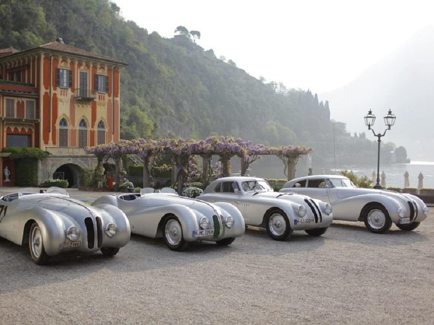 Concorso Villa d'Este, l'eleganza dal 1 al 3 ottobre 2021.