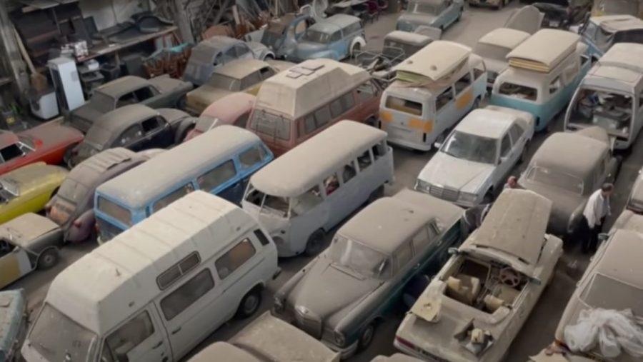 A Londra un'asta di 174 auto abbandonate.